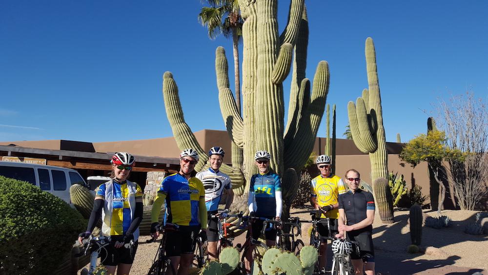 Tucson AZ Fundo - Cycle of Life Adventures