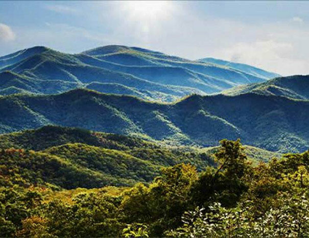 Asheville Mountains | Cycle of Life Adventures