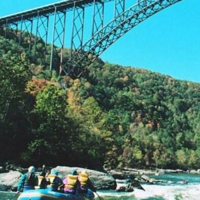 West Virginia Rafting | FUNDO Bike Tour