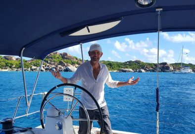 James Creasey, Sailing Guide | Cycle of Life Adventures