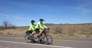 COLA   Columbus NM to El Paso TX   Epic Cross Country Bike Tour