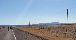 COLA   Day 18 - Leaving Marathon TX   Epic Cross Country Bike Tour