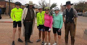 COLA | Bisbee AZ | Epic Cross Country Bike Tour