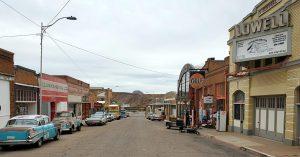 COLA   Bisbee to Portal AZ   Epic Cross Country Bike Tour