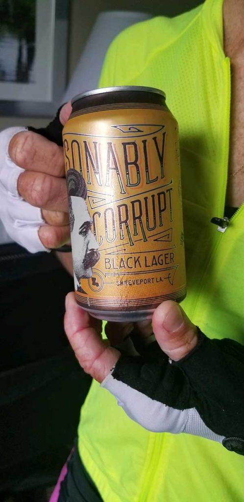 COLA   Day 31 - Reasonable Corrupt Beer