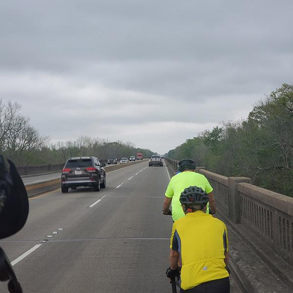 COLA | Day 32 - Causeway Bridge | Epic Cross Country Bike Tour