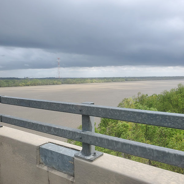 COLA | Day 32 - Mississippi River | Epic Cross Country Bike Tour