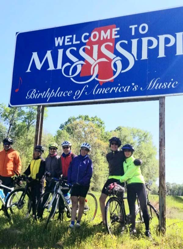 COLA | Day 34 - Mississippi State Line