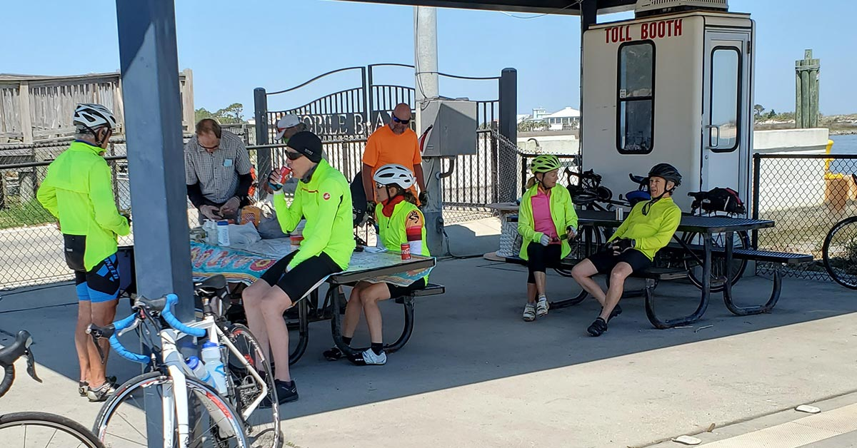 COLA | Day 36 Toll Booth, Mobile Bay | EPIC Cross Country