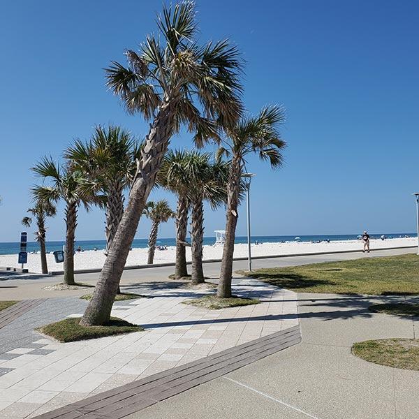 COLA - Day 37 - Rest Day in Gulf Shores, AL