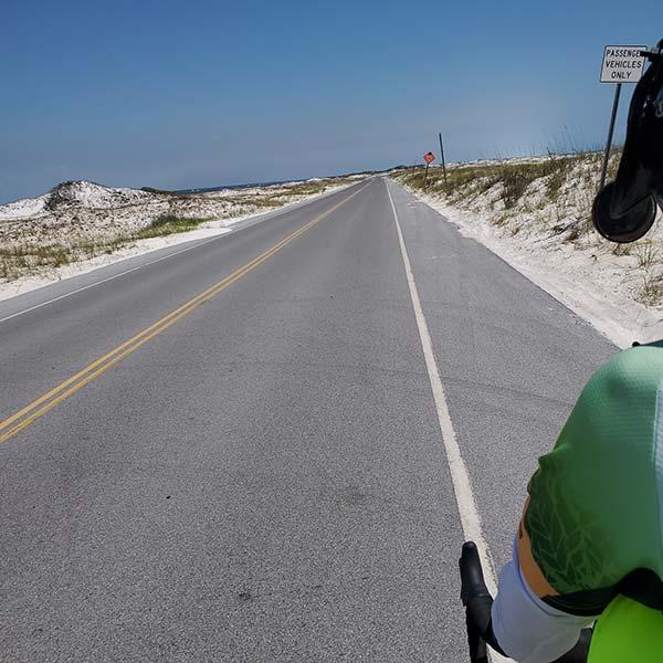 COLA   Day 38   Gulf Shores to Ft Walton Beach   09