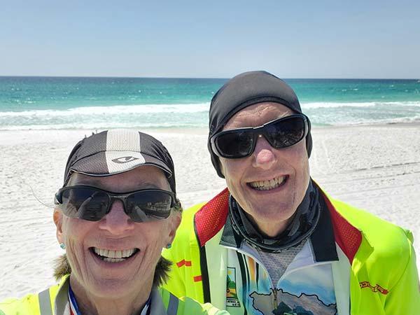 COLA   Day 38   Gulf Shores to Ft Walton Beach   10