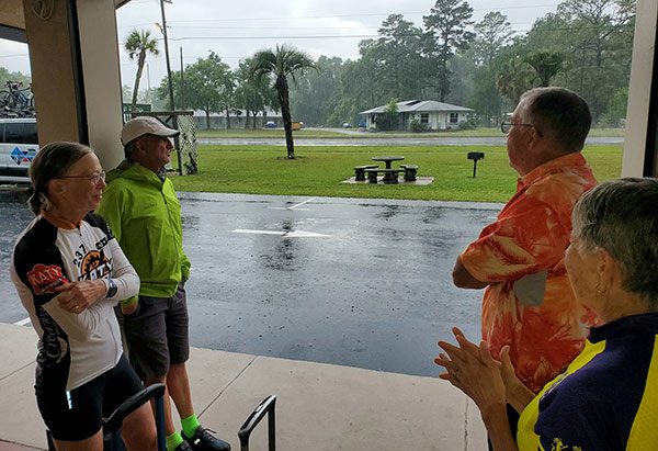COLA   Day 43 - High Springs to E Palatka FL   Image 1